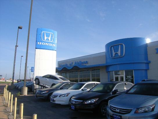 Honda Of Abilene Car Dealership In Abilene Tx 79605 ...