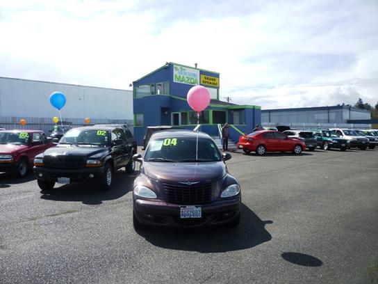 south tacoma mazda tacoma wa 98409 car dealership and auto financing autotrader. Black Bedroom Furniture Sets. Home Design Ideas