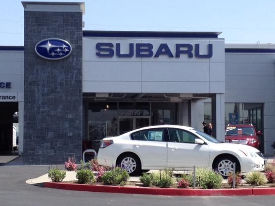 Subaru Of Ontario Ontario Ca 91761 Car Dealership And