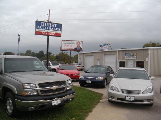 hurst auto sales frankfort ky 40601 car dealership and auto financing autotrader. Black Bedroom Furniture Sets. Home Design Ideas