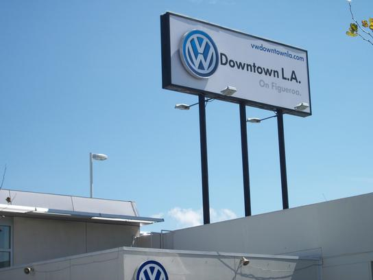 Volkswagen of Downtown LA 1