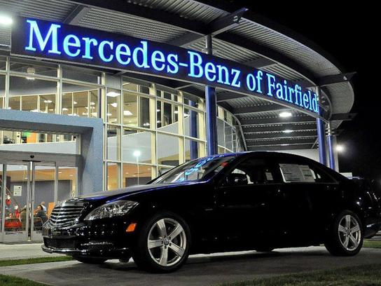 Mercedes benz of fairfield fairfield ca 94533 car for Fairfield mercedes benz service