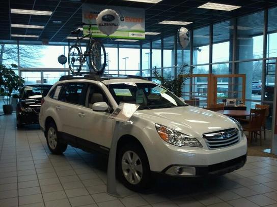 Subaru South Blvd : Charlotte, NC 28273 Car Dealership ...