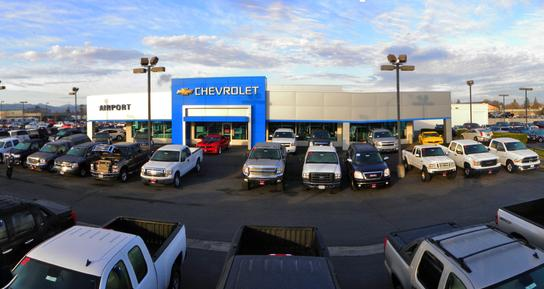Airport Chevrolet Buick GMC Cadillac : Medford, OR 97504 ...