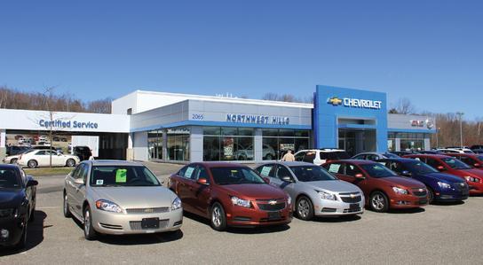 Northwest Hills Car Dealership In Torrington Ct