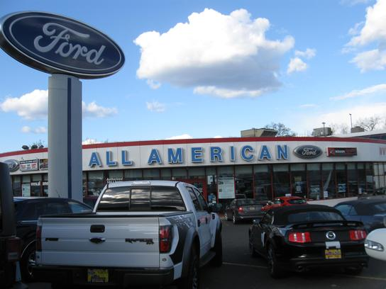 All American Ford Of Hackensack Hackensack NJ Car - Ford dealers in nj