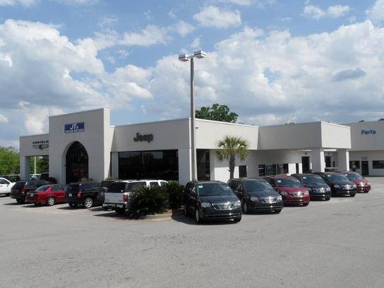 JTs Chrysler Jeep Dodge LEXINGTON SC Car Dealership - Chrysler lexington