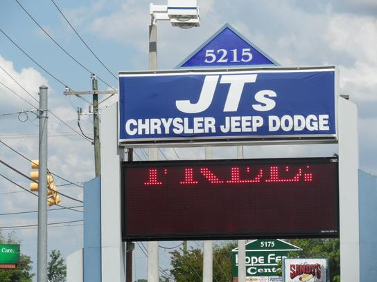 JT's Chrysler Jeep Dodge : Lexington, SC 29072 Car ...