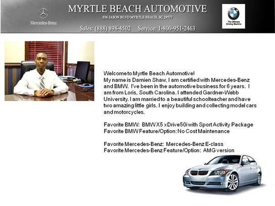 BMW of Myrtle Beach