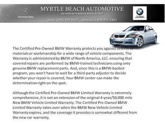 BMW of Myrtle Beach 1