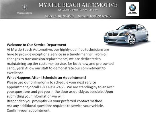 BMW of Myrtle Beach 2