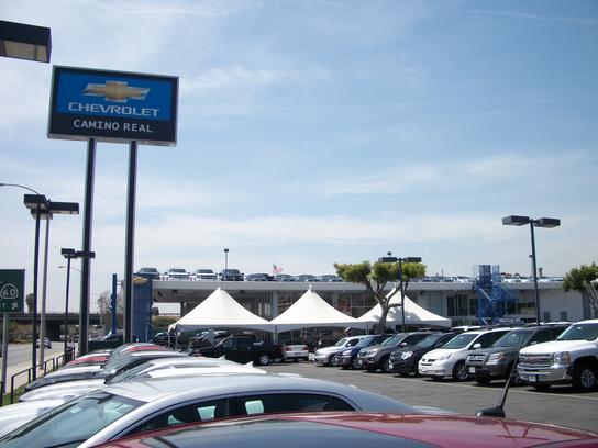 Camino Real Chevrolet Monterey Park Ca 91754 Car