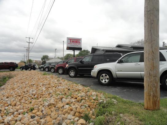 Thiel Truck Center Inc Pleasant Valley Ia 52767 Car