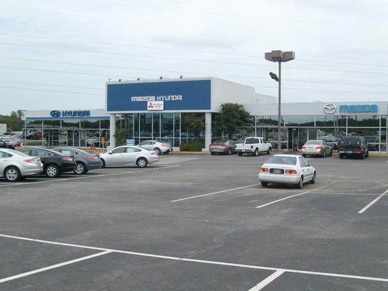 Gossett Hyundai Mazda Mitsubishi Memphis Tn 38128 Car
