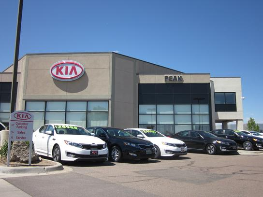 Peak Kia Littleton Co 80123 Car Dealership And Auto Financing Autotrader