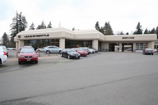 Lynnwood Lexus Used Cars