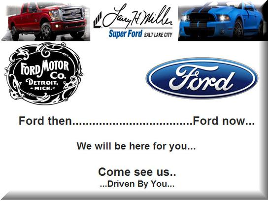 Larry H. Miller Super Ford Salt Lake City