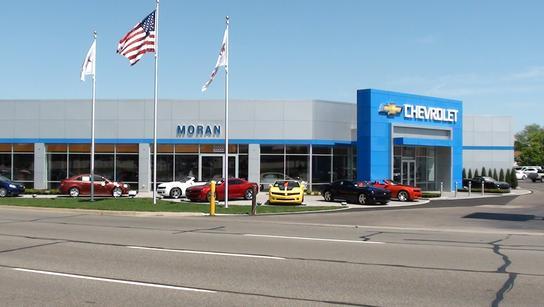 Moran chevrolet car dealership in clinton township mi for Deal motors clinton hwy