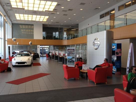 Reed Nissan Orlando FL 32808 Car Dealership and Auto