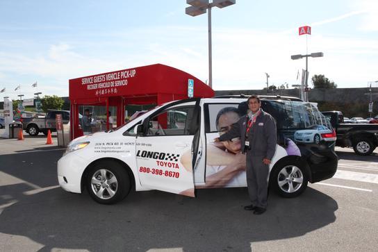 Longo Toyota El Monte Ca 91732 3526 Car Dealership And