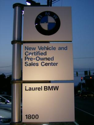 Laurel BMW 1