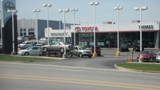 thomas toyota joliet il 60435 3776 car dealership and auto financing autotrader. Black Bedroom Furniture Sets. Home Design Ideas