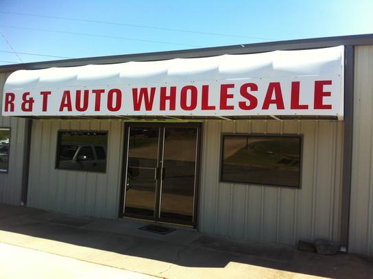 R T Auto Wholesale Conway Ar 72032 Car Dealership