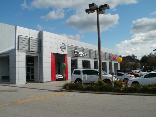 coggin nissan at the avenues car dealership in jacksonville fl 32256 kelley blue book. Black Bedroom Furniture Sets. Home Design Ideas