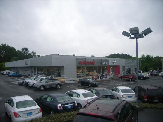 Lithia Nissan Of Eugene Car Dealership In Eugene Or 97401