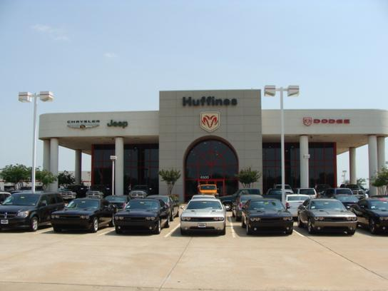 Huffines Chrysler Jeep Dodge Plano 3