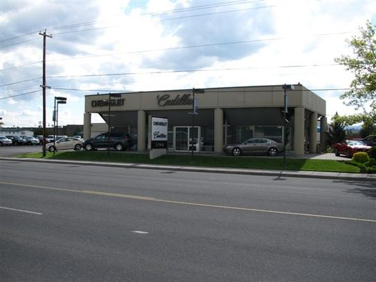 lithia chevrolet cadillac of bend bend or 97701 car