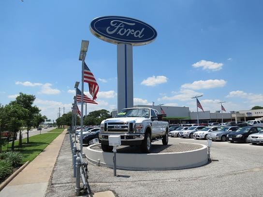Russell & Smith Ford 2