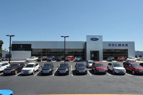 Ford Car Dealership On Route  In Nj