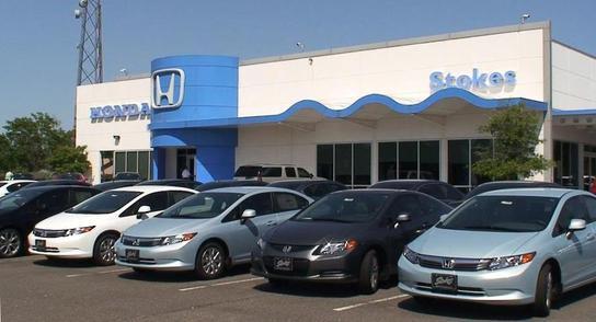 Honda Dealership Charleston Sc >> Stokes Honda North : Charleston, SC 29406 Car Dealership ...