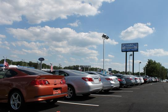 Lucky Line Motors Fredericksburg Va 22408 Car Dealership And Auto Financing Autotrader