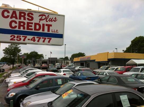 Cars Plus Credit
