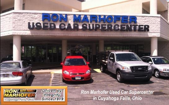 Ron Marhofer Hyundai of Cuyahoga Falls car dealership in ...