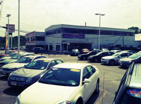 Used Car Dealerships In North Attleboro