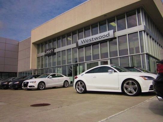 Audi Westwood - 15 Photos