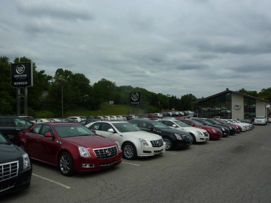 Bowser Cadillac Car Dealership In McMurray, PA 15317