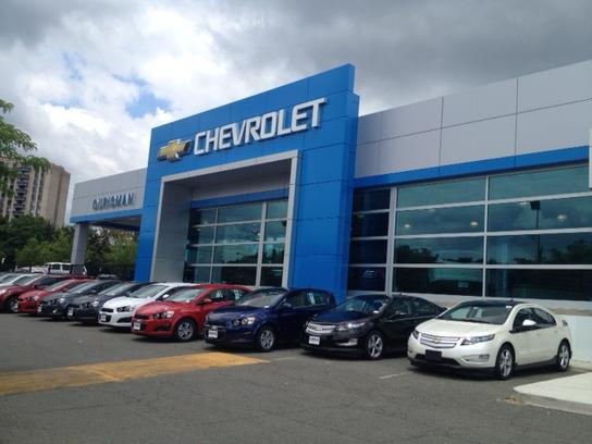 Ourisman Chevrolet Buick Gmc Car Dealership In Alexandria