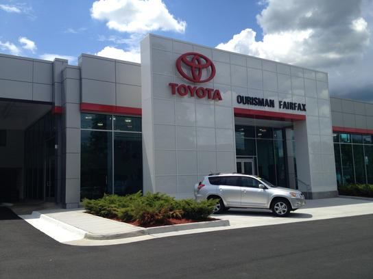 Ourisman Fairfax Toyota Fairfax Va 22030 2251 Car