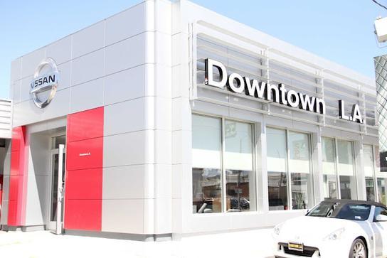 Nissan of downtown la los angeles ca 90015 4111 car for Downtown la motors nissan