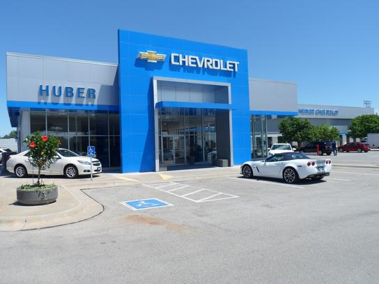 Huber Chevrolet Cadillac
