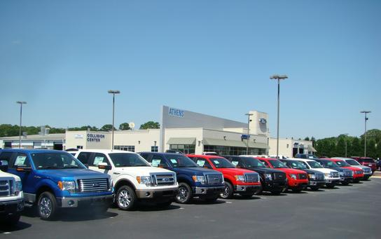 Athens ford athens ga 30606 car dealership and auto for Car detailing athens ga