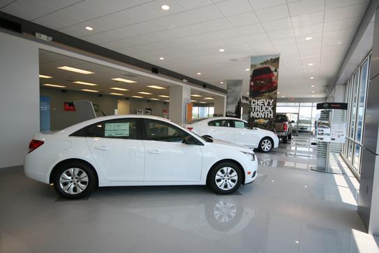 W-K Chevrolet Buick GMC Cadillac : Sedalia, MO 65301-2121 Car ...