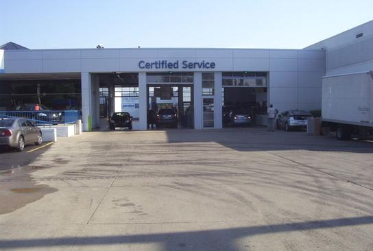 Gordon Chevrolet Garden City MI 48135 1506 Car Dealership and