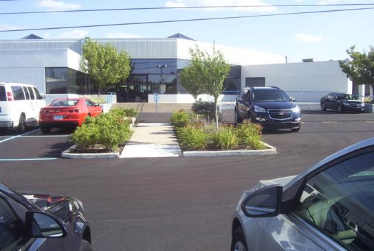Gordon Chevrolet Garden City Mi 48135 1506 Car
