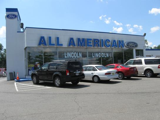 All American Ford In Paramus PARAMUS NJ Car Dealership - Ford dealers in nj