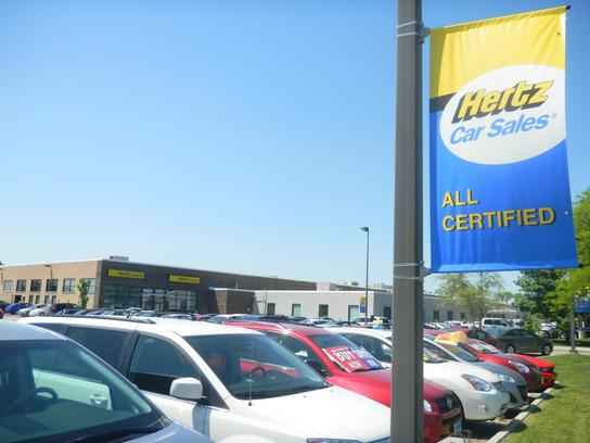 Hertz Des Plaines Used Cars